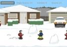 náhled hry Snow Blitz