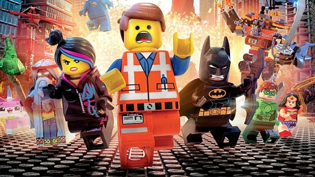 LEGO Movie hra