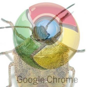 Zbavte se brouka kterého Vám nasadil Google chrome