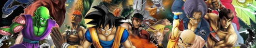 DragonBall vs Street Fighter 3