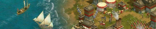Rise of Nations Throne and Patriots