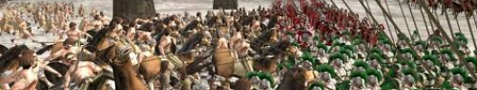 Rome Total War patch 1.1