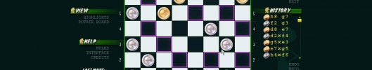 Amusive Checkers