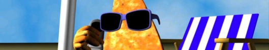 Secret Agent Dorito