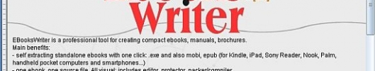 eBooksWriter