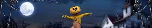 Halloween Night: Pumpkin Match