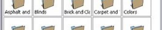 Google SketchUp Materials Bonus Pack