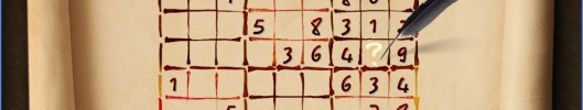 Sudoku Beautiful Mind