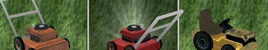 Virtual Lawn Hunter
