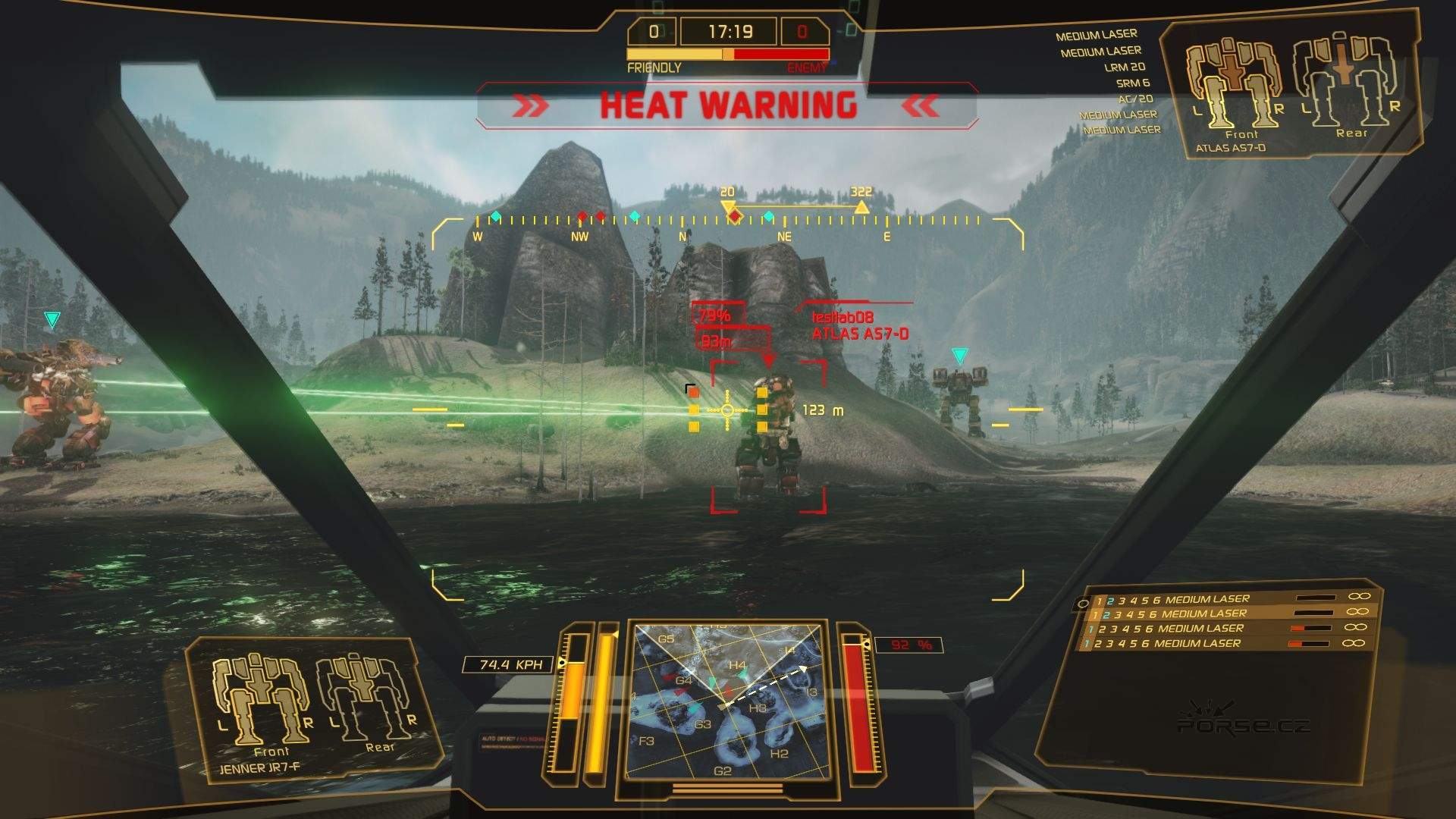 how to play mechwarrior online