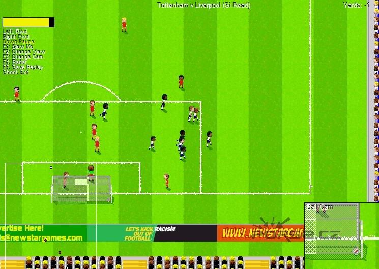 Sensational World Soccer Demo - Free Download