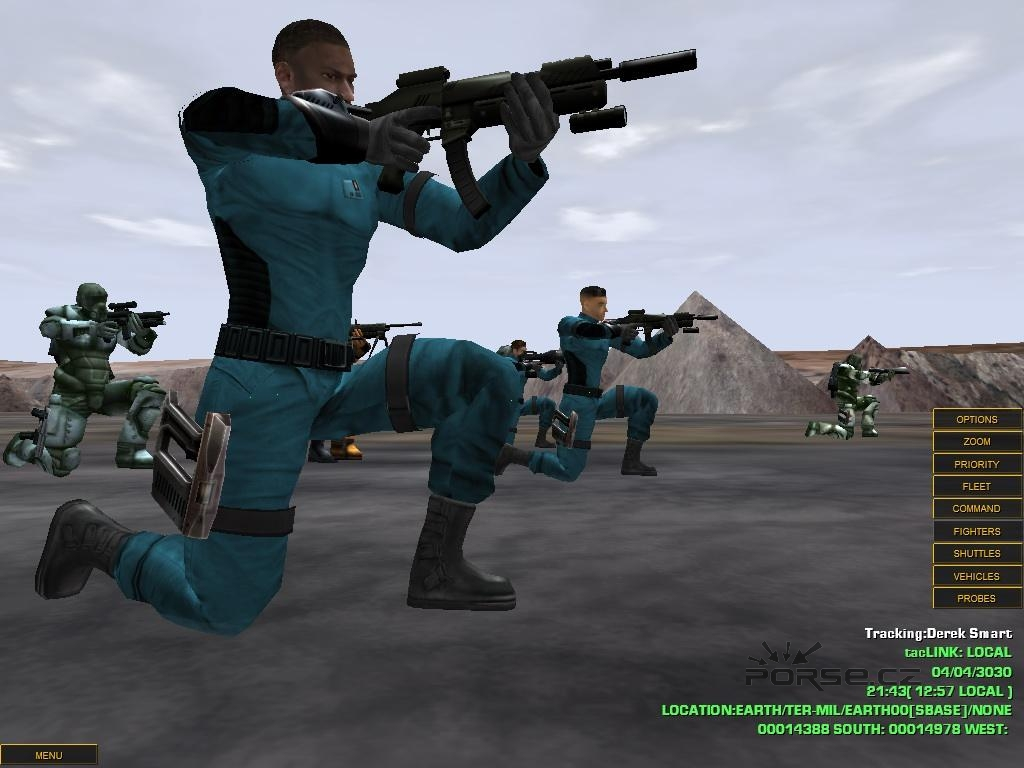 Náhled k programu Universal Combat A World Apart