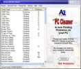 Náhled programu A1Click Ultra PC Cleaner. Download A1Click Ultra PC Cleaner