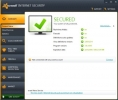 Náhled programu Avast Internet Security 2014. Download Avast Internet Security 2014