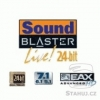 Náhled programu Creative Sound Blaster driver. Download Creative Sound Blaster driver