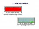 Náhled programu DU Meter. Download DU Meter