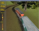 Náhled programu Freight Train Simulator. Download Freight Train Simulator