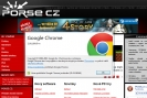 Náhled programu Google_Chrome_21. Download Google_Chrome_21