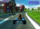 Náhled k programu Moorhuhn Kart Thunder