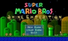 Náhled k programu Super Mario Bros Shine Expedition