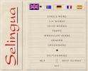 Náhled programu Selingua. Download Selingua