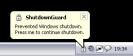 Náhled k programu ShutdownGuard
