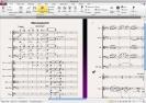 Náhled k programu Sibelius