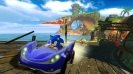 Náhled k programu Sonic and SEGA All-Stars Racing