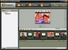 Náhled k programu Wondershare DVD Slideshow Builder