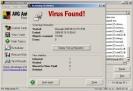 Náhled k programu AVG Anti-Virus Free Edition