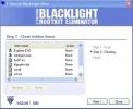 Náhled k programu BlackLight