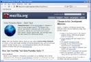 Náhled k programu Firefox 3 alpha