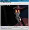 Náhled programu FLV Player a Downloader. Download FLV Player a Downloader