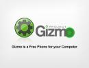 Náhled k programu Gizmo Project