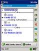 Náhled k programu ICQ PDA