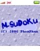 Náhled k programu M-SudoKu