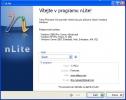 Náhled k programu nLite