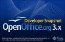 Náhled programu Open Office 3. Download Open Office 3