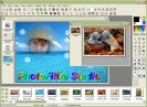 Náhled programu PhotoFiltre Studio. Download PhotoFiltre Studio