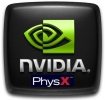 Náhled programu PhysX. Download PhysX
