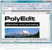 Náhled k programu PolyEdit Lite