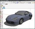 Náhled programu Google SketchUp. Download Google SketchUp