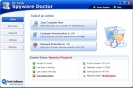Náhled programu Spyware Doctor. Download Spyware Doctor