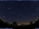 Náhled k programu Stellarium