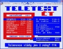 Náhled programu Teletext. Download Teletext