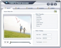 Náhled k programu Wondershare Video to Flash Encoder