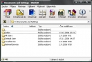 Náhled programu Winrar. Download Winrar