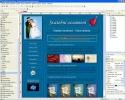 Náhled k programu WYSIWYG Web Builder