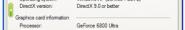 Náhled programu nVidia GeForce a TNT2 ovladače windows 95 98
